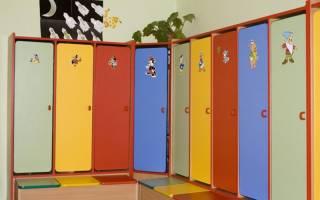 Варианты картинок для шкафчиков в детском саду, советы по выбору