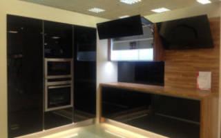 Выбор светодиодной подсветки на кухню для шкафов, правила установки