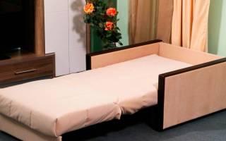Какие может быть кресло кровать небольших размеров в маленькой комнате, критерии выбора