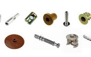 Особенности мебельных крепежей и какие варианты существуют