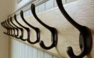 Нюансы выбора мебельных крючков, их возможные варианты и особенности