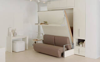 Варианты трансформируемой мебели в малогабаритную квартиру и ее особенности