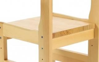 Советы по изготовлению детского стульчика своими руками, мастер-классы
