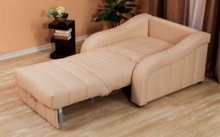 Преимущества кресла-кровати с ортопедическим матрасом, правила выбора