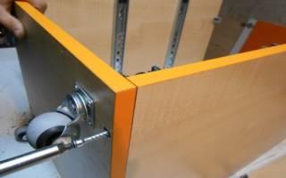 Особенности мебельного евровинта, основная сфера применения
