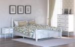 Какие бывают кровати белые двуспальные и какими особенностями обладают