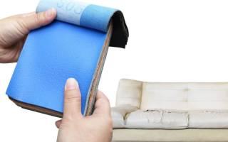 Как отреставрировать кожаную мебель в домашних условиях, важные нюансы
