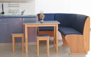 Варианты мебельных уголков, как выбрать