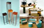 Обзор креативной мебели, интересные идеи для дизайна