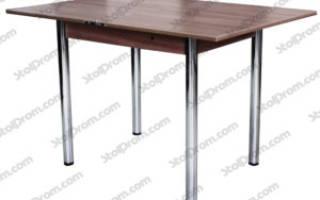 Обзор мебели на металлокаркасе, особенности и сфера применения