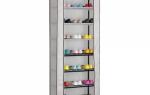 Обзор тканевых шкафов под одежду, советы по выбору