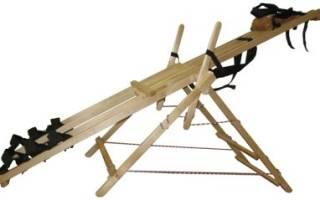 Как изготовить своими руками инверсионный стол, советы специалистов