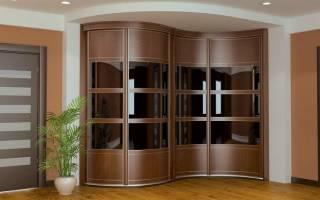 Какие бывают угловые шкафы для коридора, плюсы и минусы моделей