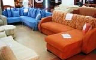 Варианты наборов для мягкой мебели, их комплектация и особенности