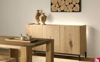 Особенности дубовой мебели, нюансы выбора и эксплуатации