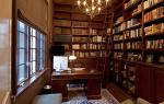 Какой должна быть мебель для домашней библиотеки, специфические аспекты