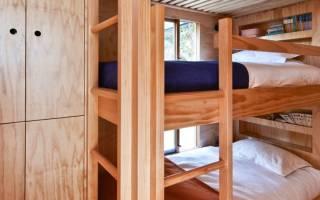 Обзор лучших кроватей для троих детей, их функциональные особенности