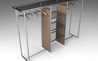 Назначение мебельной трубы, основные характеристики