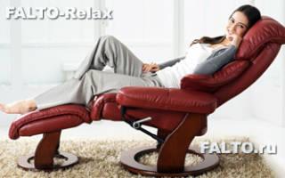 Комфортные эргономичные кресла для релаксации, лучшие модели