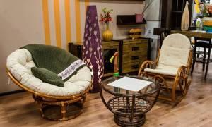 Особенности конструкции кресла Папасан, его видовое разнообразие