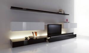 Как выбрать длинную тумбу для телевизора, варианты моделей