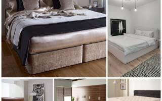 Преимущества и недостатки высоких кроватей, популярные варианты