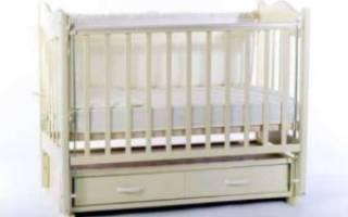 Рекомендации по сборке детской кроватки в зависимости от ее типа