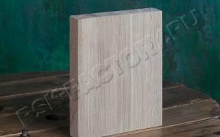 Мебельные щиты из дуба, советы по выбору