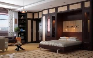 Пошаговые рекомендации по изготовлению шкафа-кровати своими руками