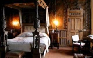 Что собой представляют королевские кровати, фото моделей