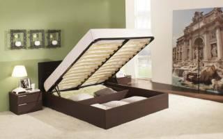 Назначение, функциональность и возможные варианты каркасов для кроватей