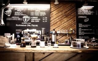 Особенности мебели в кофейню, нюансы выбора