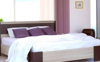 Какими могут быть кровати из ЛДСП, характеристики материала