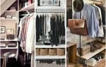 Особенности мини гардеробных, советы по оформлению
