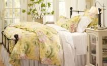 Главные отличия кроватей выполненных в стиле прованс, особенности направления