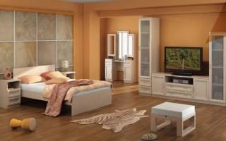 Модели модульных шкафов в спальню, какие лучше