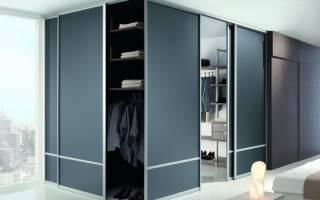 Какая дверь лучше для гардеробной комнаты, обзор моделей