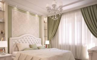Выбор мебели в спальню в классическом стиле, основные варианты