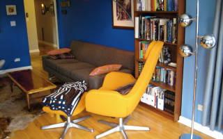 Комфортные кресла-мешки Икеа — удачный выбор для любых интерьеров