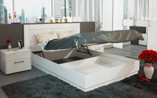 Варианты подъемных механизмов для кровати, нюансы эксплуатации