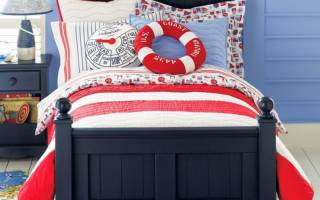 Популярные модели детских кроватей для мальчиков разного возраста