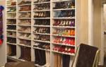 Особенности полок под обувь для шкафа, как выбрать
