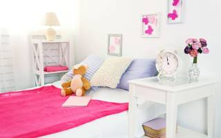 На что обратить внимание при выборе кровати-тахты для девочки