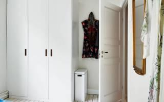 Какие бывают угловые шкафы для одежды, обзор моделей