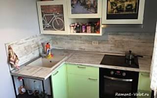 Виды угловой кухонной мебели для маленького пространства, фото готовых решений