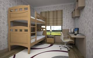 В чем преимущества детских двухъярусных кроватей, почему они популярны