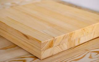 Какие бывают мебельные щиты из лиственницы, их плюсы и минусы