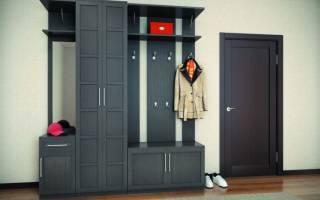 Какие встречаются варианты модульной мебели в прихожую