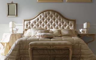 Характеристики итальянских кроватей — эталона безупречного качества