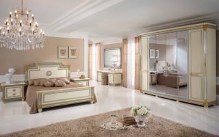 Популярные модели трюмо с зеркалом в спальню, их преимущества